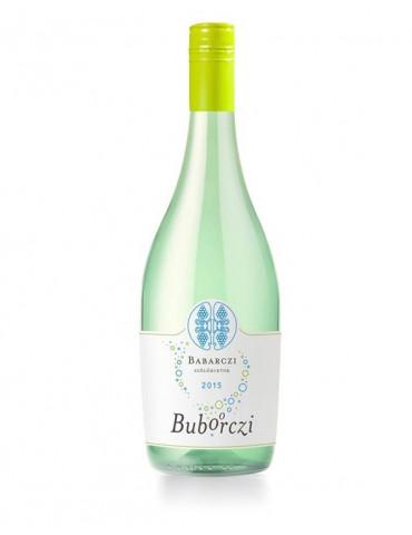 Babarczi – Buborczi gyöngyözőbor 2020
