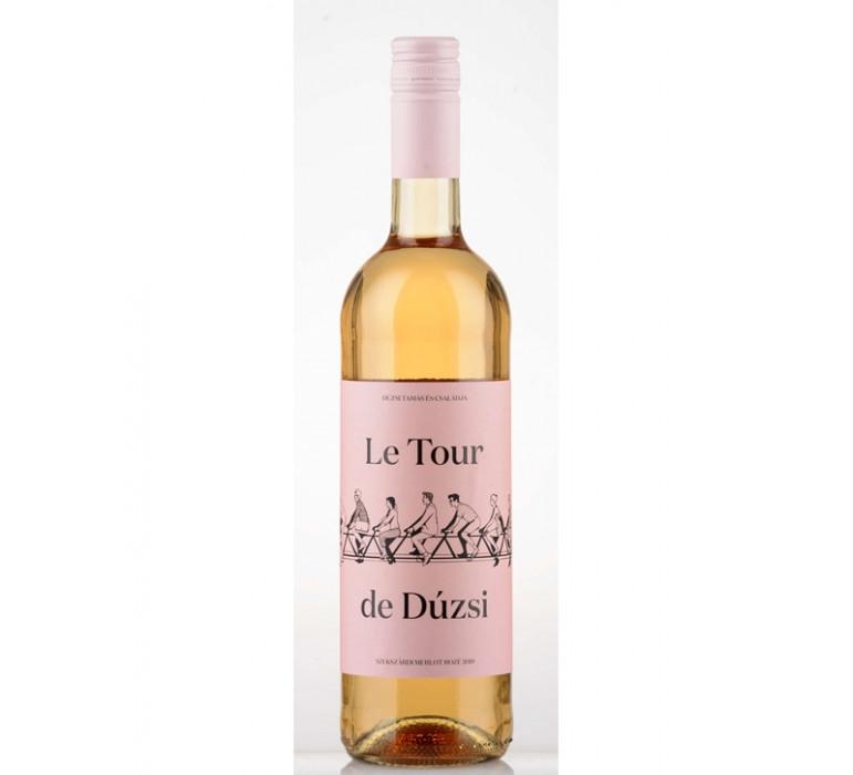 Dúzsi – Le Tour de Dúzsi Merlot rosé 2020