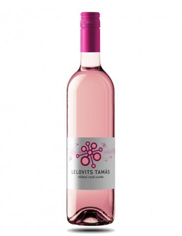 Lelovits – Rosé cuvée 2021 újbor!