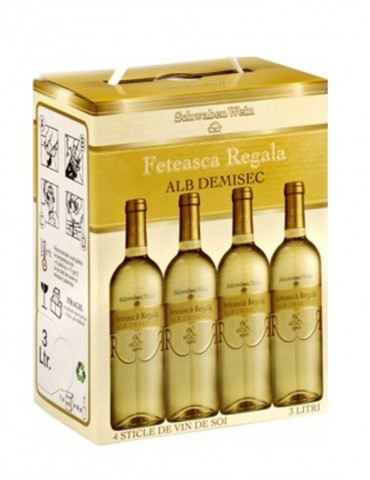 Recas – Királyleányka 2020 (3 literes bag-in-box)