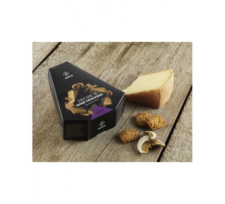 Prémium snack - Appenzeller sajtos-vargánya gombás