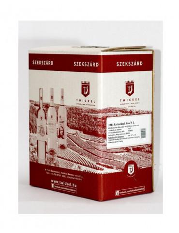 Twickel – Rozé cuvée 2020 (5 literes Bag-In-Box)