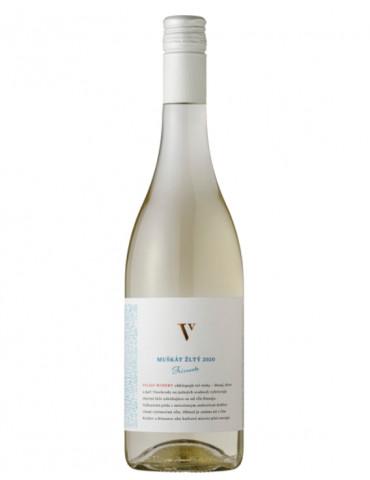 Világi Winery – Sárga Muskotály Frizzante 2020